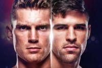 Стивен Томпсон встретится с Висенте Люке на UFC 244
