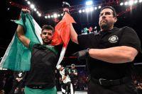 Яир Родригес уволен из UFC за отказ от боя с Забитом Магомедшариповым