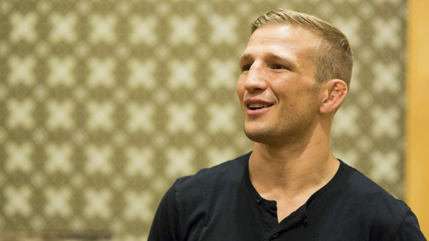 T.J. Dillashaw: Two-year cutback was a 'surprisingly beneficial turn of events.