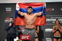 Арман Царукян идет за вторым бонусом на UFC 240