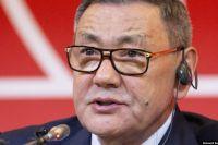 Гафур Рахимов ушел в отставку с поста главы Международной ассоциации бокса. Его обвиняют в связях с криминальным миром