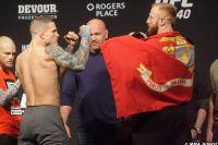 Видео боя Эрик Кох - Кайл Стюарт UFC 240