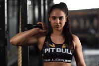 """""""Королева жестокости"""" Ариана Липски готовилась к дебюту в UFC с Крис Сайборг"""