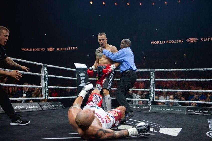 Кшиштоф Гловацки опротестует результат боя с Майрисом Бриедисом
