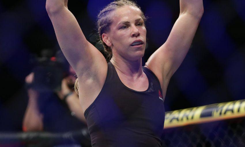 Кэтлин Чукагян встретится с Дженнифер Майа на UFC 244