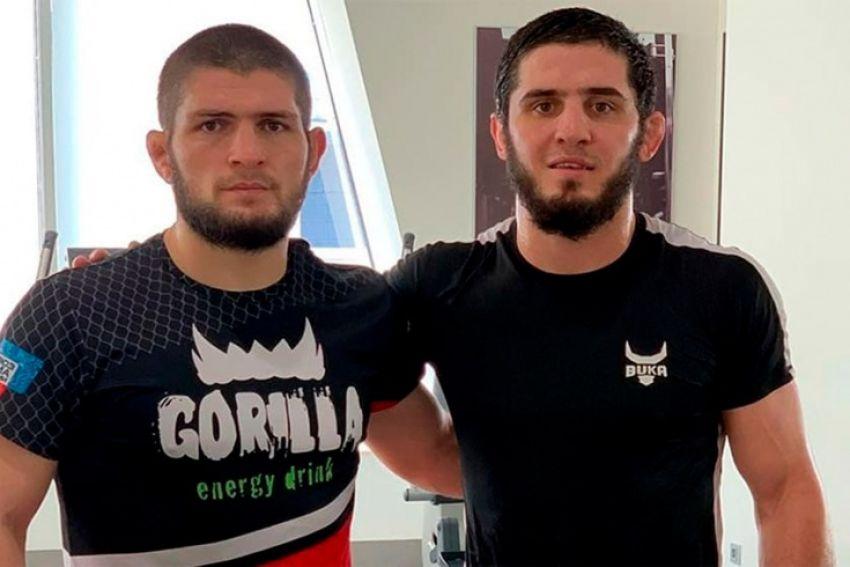 """Рафаэль Дос Аньос: """"Слышал от UFC, что Хабиб пообещал вернуться, если я побью Махачева"""""""