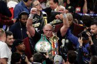 Рейтинг боксёров P4P от BoxRec за март 2020