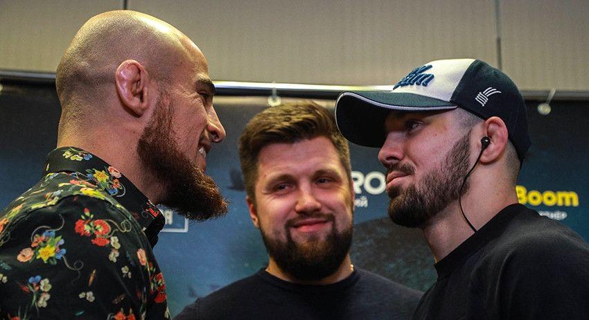 Тимур Нагибин готов к реваншу с Караханяном вне ACB