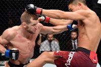 Григорий Попов уступил Дэйви Гранту на UFC Fight Night 163