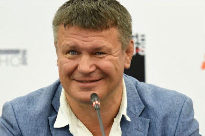 Олег Тактаров поздравил мусульман с Рамаданом