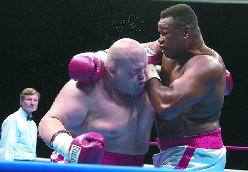 5 самых сумасшедших моментов в боксерской карьере Ларри Холмса
