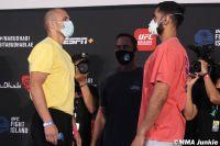 Видео боя Кэй Би Бхуллар - Том Бриз UFC on ESPN+ 37