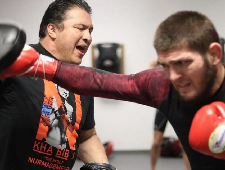 MMA news: Javier Mendes explained why Khabib Nurmagomedov continues sparring with teammates after the end of his career