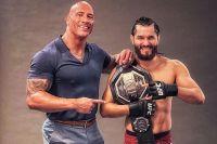 Дуэйн Джонсон прокомментировал победу Хорхе Масвидаля на UFC 244