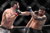 Бонусы турнира UFC Fight Night 163: Забит Магомедшарипов - Келвин Каттар