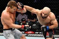Омари Ахмедов победил Йена Хейниша на UFC 245