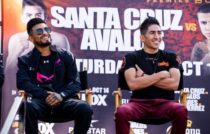 """Лео Санта Крус: """"Я готов к бою с Абнером Маресом в Лос-Анджелесе"""""""