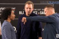 Битва взглядов участников турнира UFC Fight Night 145: Петр Ян - Джон Додсон