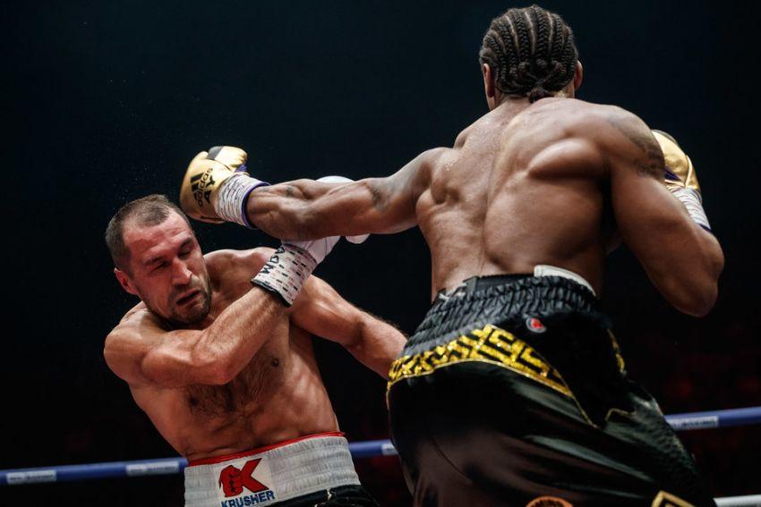 Бадди МакГирт признался, что после восьмого раунда хотел остановить бой Ковалева против Ярда