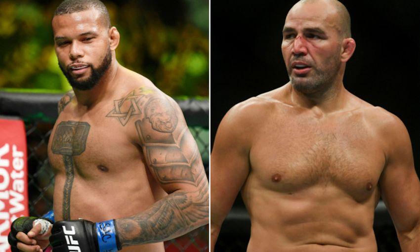 Тиаго Сантос и Гловер Тейшейра подерутся в главном событии турнира UFC 12 сентября