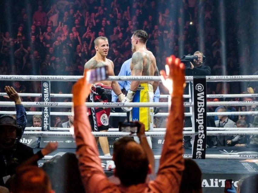 """Александр Усик: """"Ломаченко сказал, что если бы подняли руку Бриедису, то он, может быть, даже не удивился бы"""""""