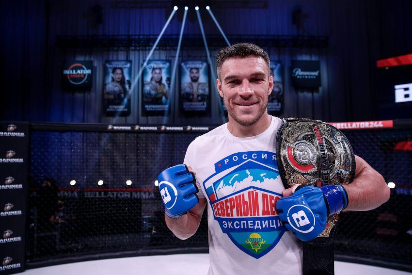 Vadim Nemkov spoke about possible transfer to UFC in case of victory in Bellator Grand Prix