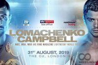 БК Fightnews.info. Тур 28: 31 августа - 1 сентября 2019