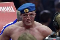 Денис Лебедев: Я в шоке. Не задался вечер