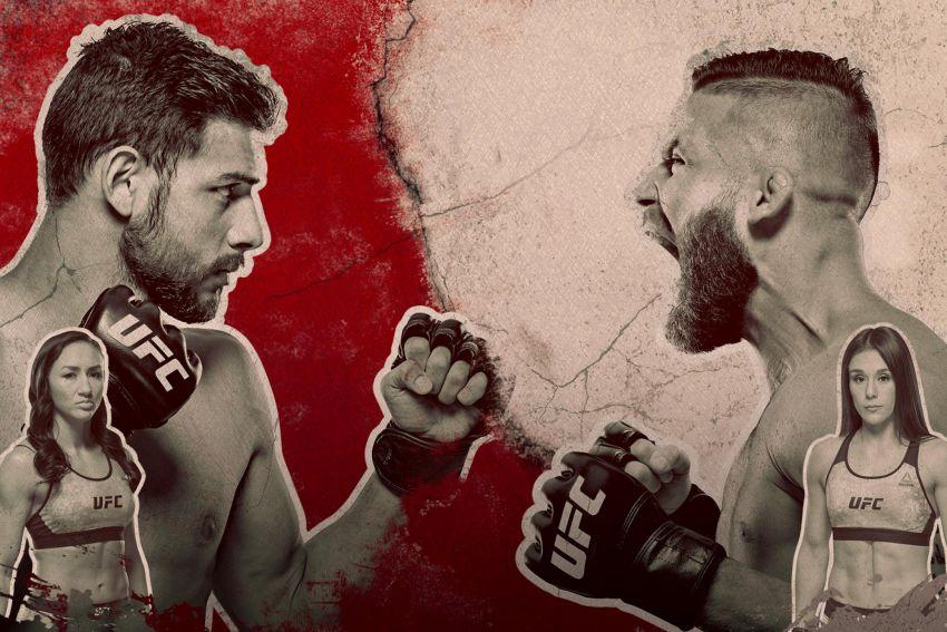Букмекерские ставки на UFC Fight Night 159: Коэффициенты на турнир Яир Родригес - Джереми Стивенс