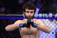 Забит Магомедшарипов может выступить на турнире UFC в Москве