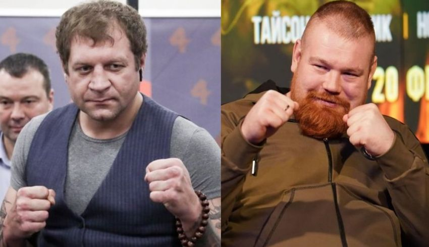 Александр Емельяненко рассказал, почему не состоится его бой с Дациком
