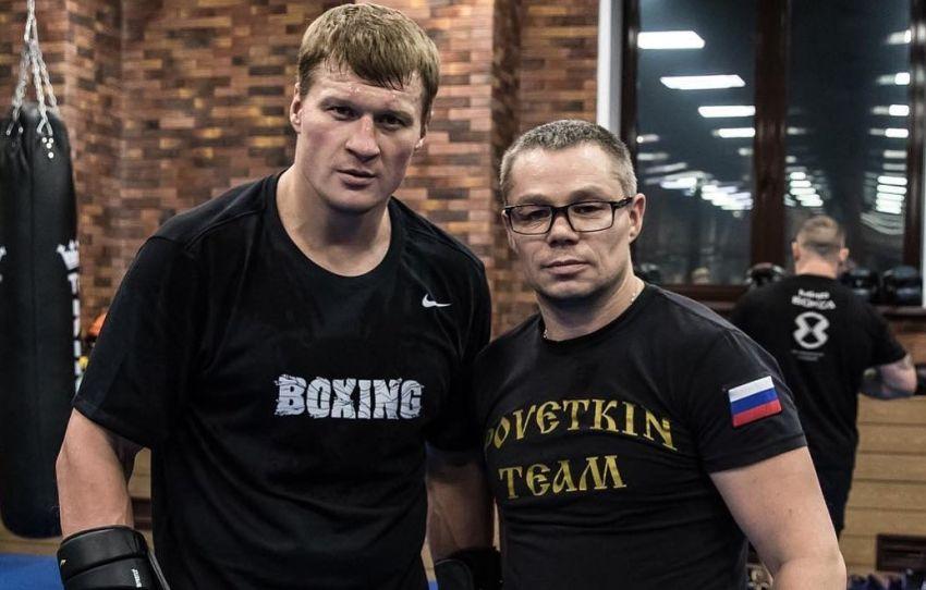 Александр Поветкин испытывает трудности с подбором спарринг-партнеров