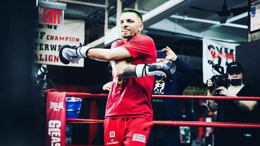 """Иван Редкач считает себя самым популярным боксером из Украины: """"Спасибо, хейтеры! Благодаря вам растет мой гонорар"""""""