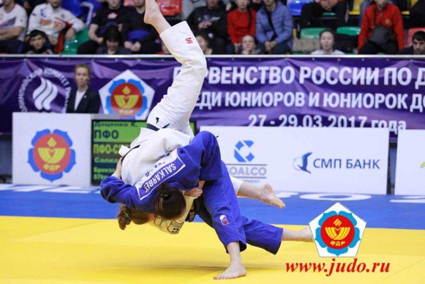 Прямая трансляция Чемпионат России по дзюдо (до 23 лет)