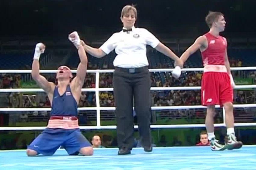 Майкл Конлан рассуждает о поражении от Никитина на Олимпиаде и возможном реванше