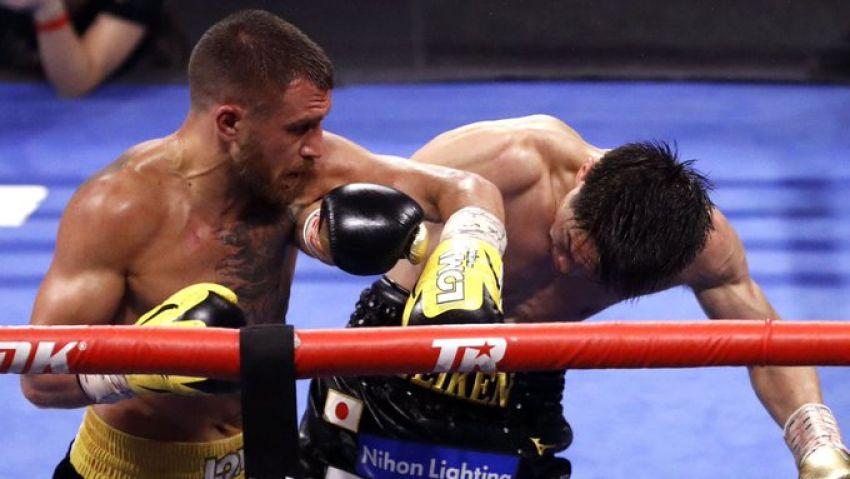 Vasiliy Lomachenko vs. Masayoshi Nakatani full fight video highlights + Report Jun 26