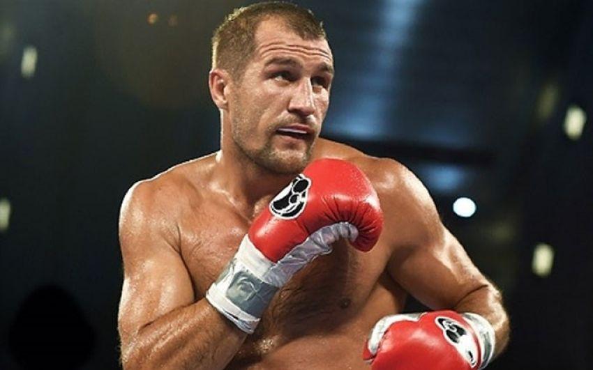 Sergey Kovalev showed preparation for the fight with Bektemir Melikuziev