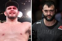Андрей Орловский встретится с Филипе Линсом на турнире UFC в Оклахоме