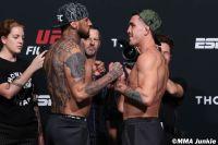 Видео боя Престон Парсонс - Дэниел Родригес UFC on ESPN 26