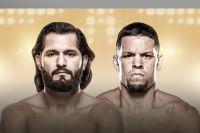 Прямая трансляция UFC 244: Хорхе Масвидаль - Нейт Диас