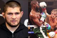 Хабиб Нурмагомедов готов выйти в ринг, если ему предложат больше, чем заработали Мейвезер и Пол