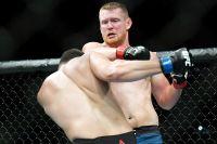 Сэм Алви не сможет подраться с Маурисио Руа на турнире UFC Fight Night 164