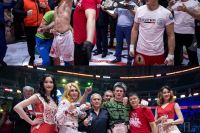 Результаты турнира FIGHT NIGHTS GLOBAL 65