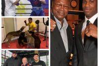 InstaBoxing 19 июня 2019: Пакьяо и Майдана тренируются, Дюбуа встретился с Ларри Холмсом