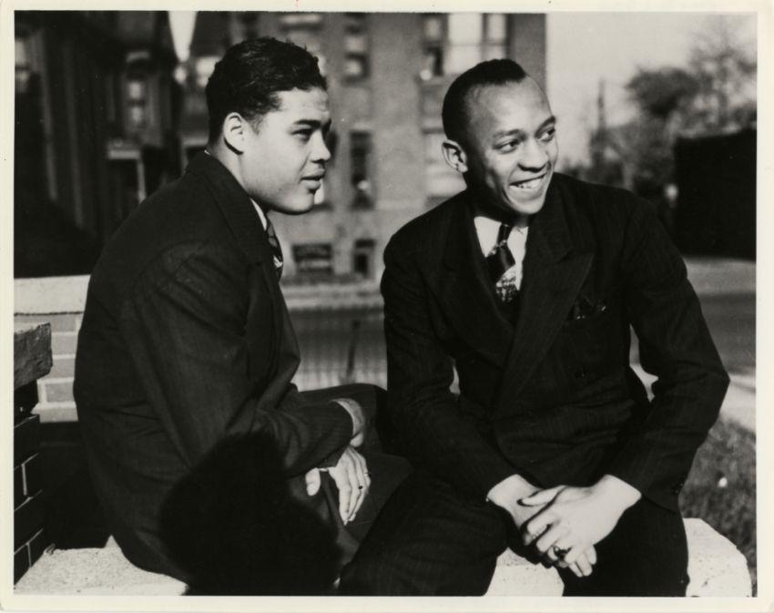 О чернокожих героях былых времён.
