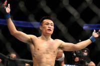 """""""Корейский Зомби"""" всего за минуту финишировал Ренато Мойкано на UFC Fight Night 154"""