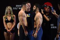 Видео боя Дамир Исмагулов - Тиаго Мойзес UFC Fight Night 157