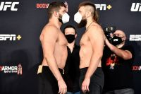 Видео боя Таннер Босер - Филипе Линс UFC on ESPN 12