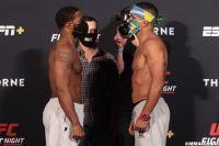 Видео боя Тайрон Вудли - Гилберт Бернс UFC on ESPN 9