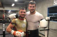 """Александр Гвоздик - Редкачу: """"Я отказался фотографироваться с амбассадором WBC по причине того, что присутствовали ты и Лопес-старший"""""""